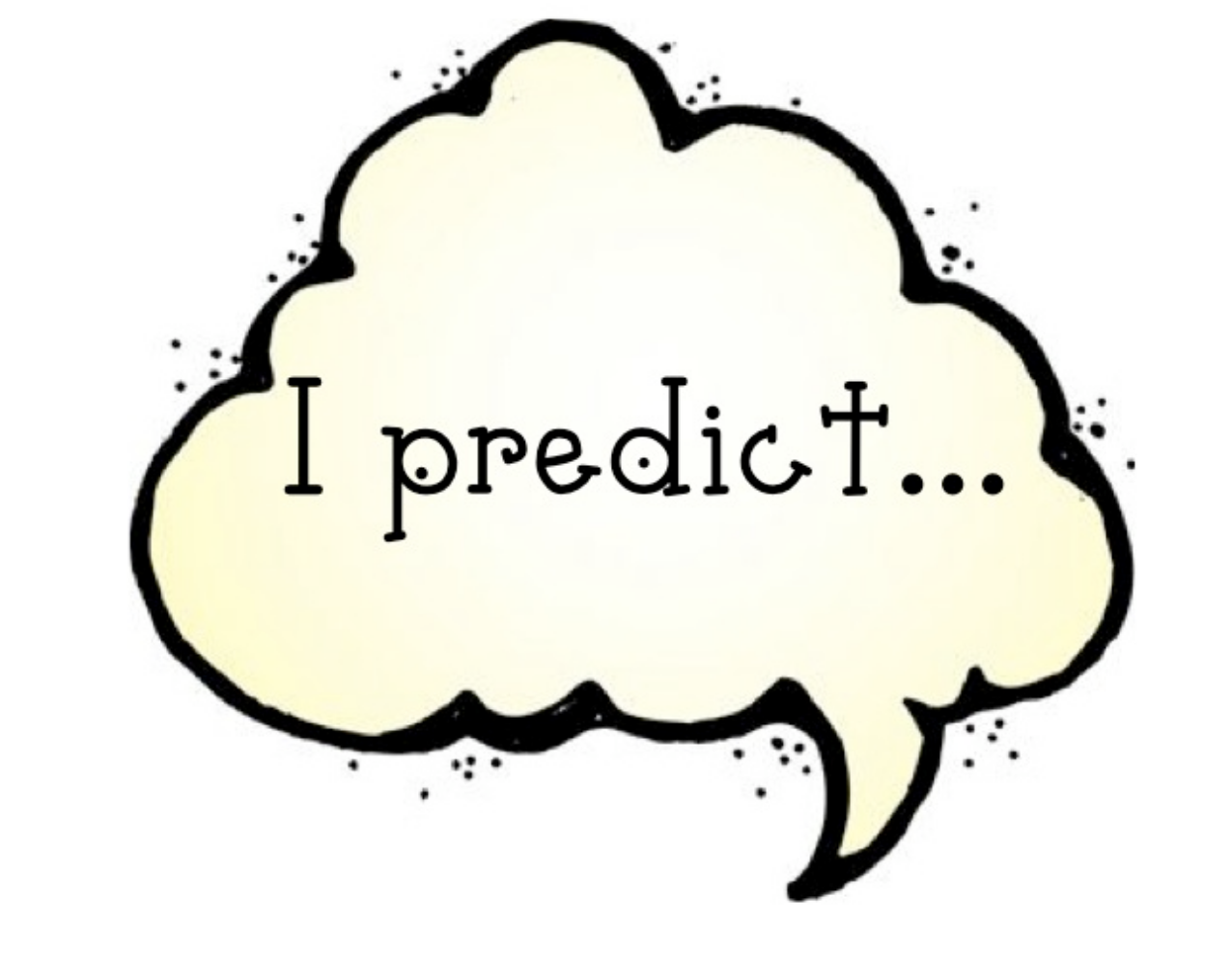 Prediction – She has a secret!