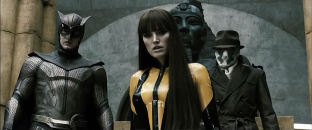 The Watchmen by Warner Brother's – my review…