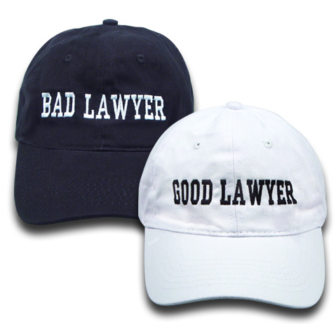 A Bad Attorney – the larve on a steaming pile of dung