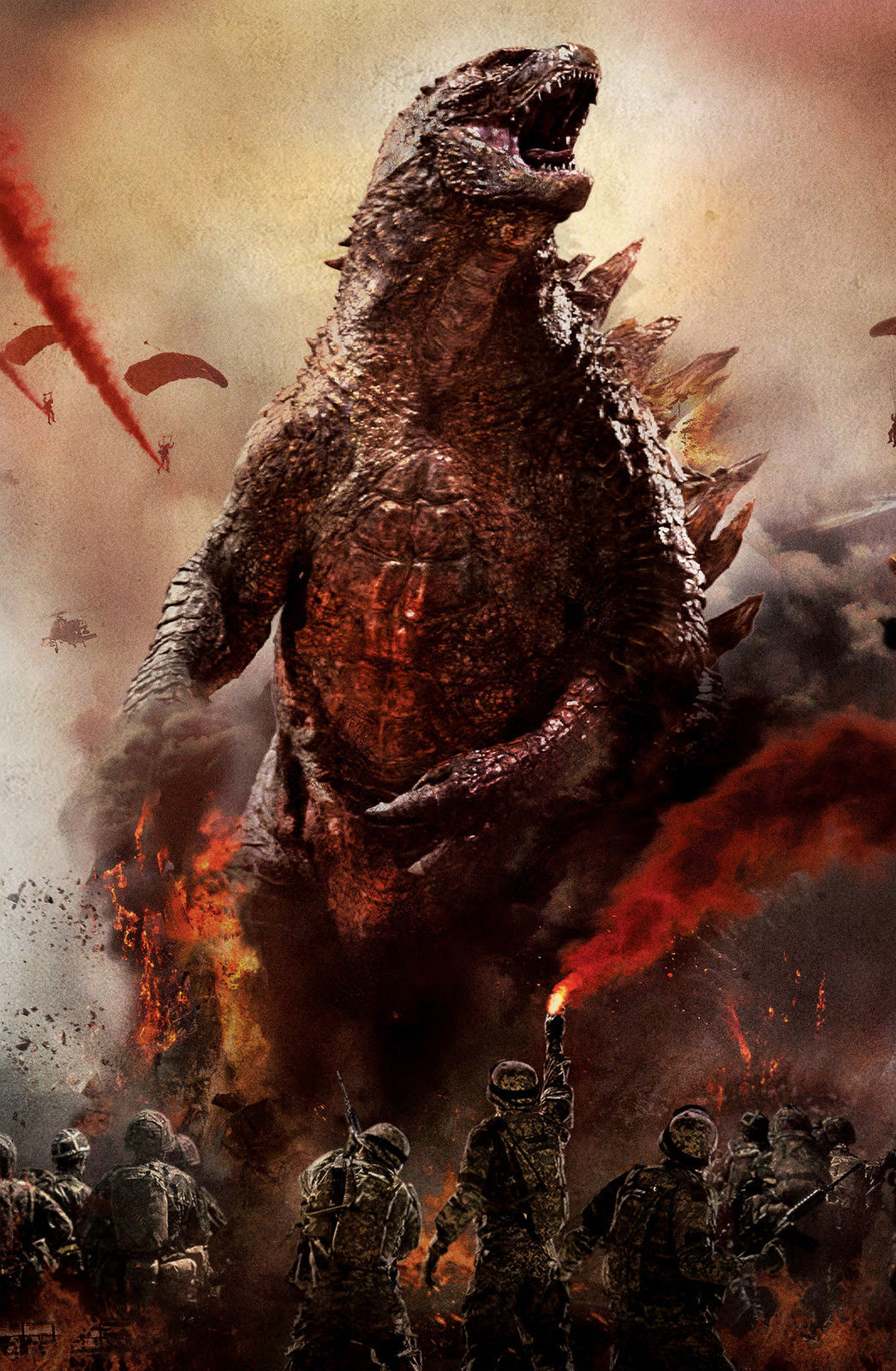Godzilla Imax 3D Movie Review