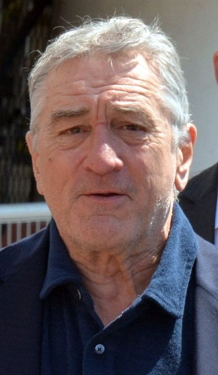 Robert De Niro – Relevant again?